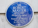 Mayer, Sir Robert (id=722)